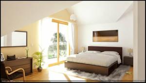 4 Houses Bedroom by diegoreales