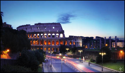 Colliseum by diegoreales