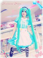 Candy girl, Miku by darknaito