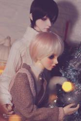 Merry Christmas 2018 by darknaito