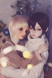 Christmas For Two by darknaito