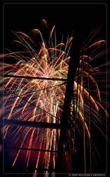Frankfort Expo Fireworks by yojin