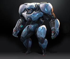 Cyborg bu by Niconoff
