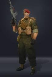 Commandos Final by Niconoff