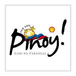 shell yan ang pinoy logo by richiearaujo