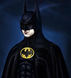 Batman PS painting by JodyBriggs