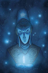 Moebius Tribute by ChrisChuckry
