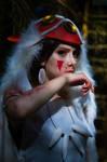 Princess Mononoke by dragonanjo