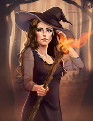 Witch by ttenri