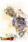 Trunks Super Saiyan by Lu1-g