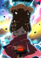 I trust you - Gravity Falls by Ayachiichan