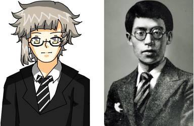 Atsushi Nakajima by alindicollection