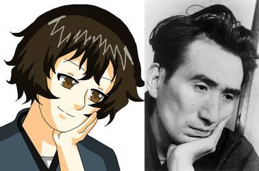 Osamu Dazai by alindicollection