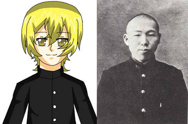 Kenji Miyazawa by alindicollection