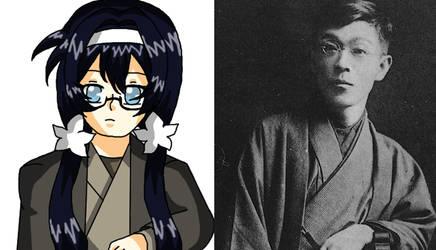 Kyoka Izumi by alindicollection