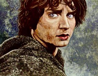 Frodo by Marivyn