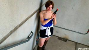 Jill Valentine Cosplay 18 by EternalZarya