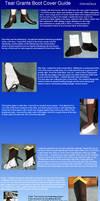 Tear Grants Boot Cover Guide by EternalZarya