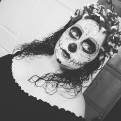 .:Skulls and fiesta:. by cutelittlepikakitty