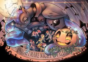 Nightmare Night by coma392