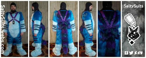 Kolfy Bodysuit Commission by SaltySuits