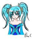 Sona sketch by Mylene-C