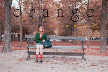 Naho - Orange by Mylene-C