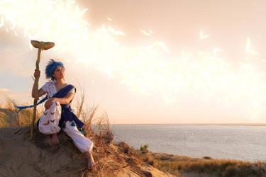 Aladdin - Magi by Mylene-C