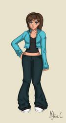 Chara Design : Maileen by Mylene-C