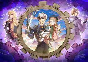Tales Of Xillia 2 by tinysaucepan