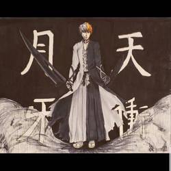 Getsuga Tenshou by bluerye