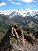 Mountain Peaks 3 by abuseofstock