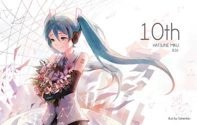 10th by sishenfan