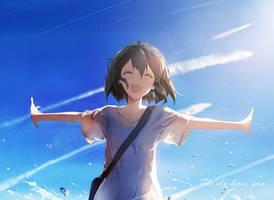 Kaisei-clear day by sishenfan