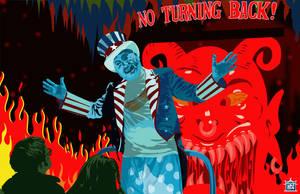 Captain Spaulding by SarshelYam