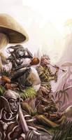 The Elder Scrolls Online - My Little Tardy Party by yuikami-da