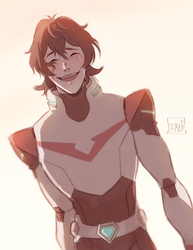 Keith. I found you. by DJune-y