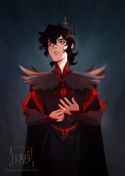 Keith (silmarillion au) by DJune-y