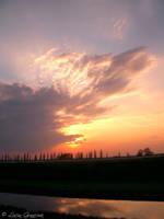 .Sundown... by LuciaG