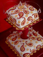 Paisley Cake by Verusca
