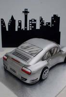 Porsche 911T Back by Verusca