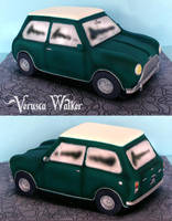 Mini cooper 1973 by Verusca