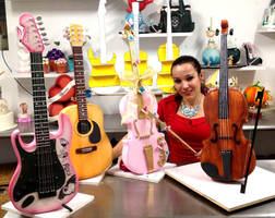 3D Music Instruments by Verusca