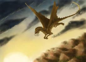 Dawn Flight by Netarliargus