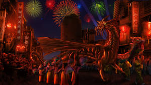 Year of the Dragon by Netarliargus