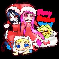 Christmas Time by MakotoZhen