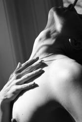 Hand and Neck by grandart