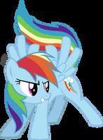 Rainbow Dash by BlackGryph0n