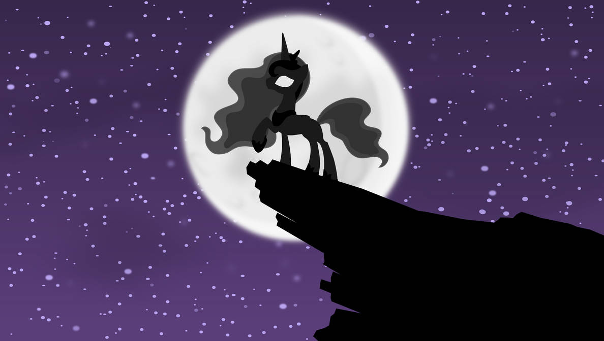 Moonlight (Cover Art) by BlackGryph0n
