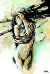 A-motionary-girl by chekovskie1980